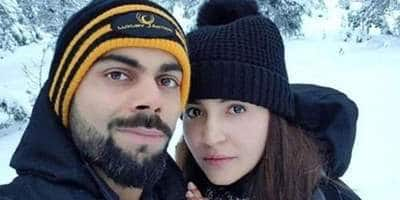 In Pictures: Anushka Sharma And Virat Kohli Are Back In Delhi After Their Honeymoon!