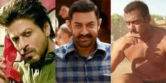 5 Reasons Why Aamir Has Already Won The Race That Shah Rukh & Salman Are Running Hard For!