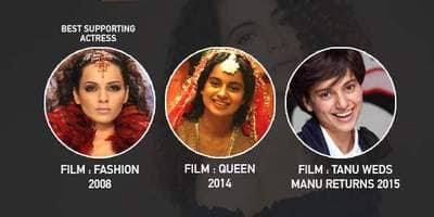 10 Bollywood Actors With The Maximum Number Of National Awards