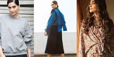 Sonam Kapoor Is Killing It With Her Ridiculously Stylish Looks For PadMan Promotions!