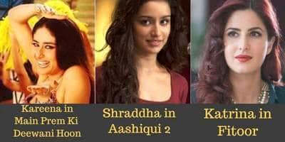 The Worst Female Performances Of Bollywood Films Of 21st Century