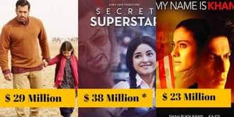 7 Movies You Won't Believe Have Earned Less Than Secret Superstar In Overseas