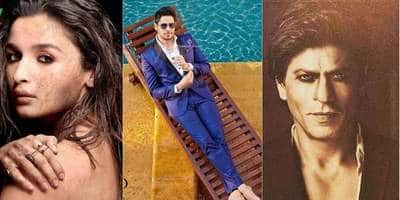 Dabboo Ratnani Calendar 2018: Shah Rukh, Kriti, Alia, Sidharth Are A Sight To Behold!