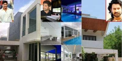 In Pics: The Luxurious Homes Of Your Favourite South Indian Stars