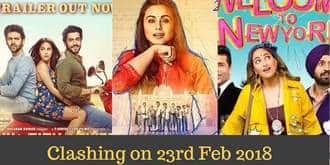 7 Times When 3 Or More Bollywood Films Will Clash At The Box Office In 2018