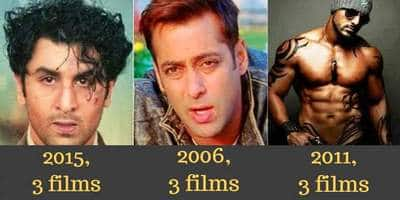 13 Bollywood Actors Whose All Films In A Year Flopped At The Box Office