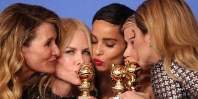 Golden Globes 2018: Here Are The Best Moments From The Award Night In Gifs!