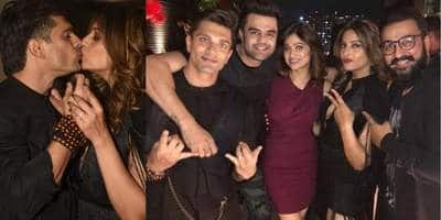 In Pictures: Here's How Bipasha Basu Singh Grover Celebrated Her 39th Birthday!