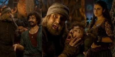 Thugs Of Hindostan's Vashmalle Song: Aamir And Amitabh Dancing Together Will Make Every Fan Go Crazy!