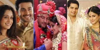 Couples Of Hindi Serials Who Actually Remain Married Only To Each Other Throughout The Story
