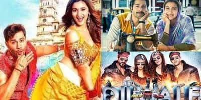 RANKED: Varun Dhawan Films According To Their First Weekend Box-Office Collection