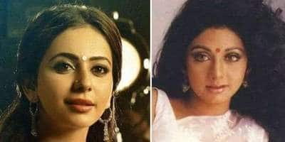 Here Is Everything You Need To Know About Rakul Preet Playing Sridevi In NTR Biopic