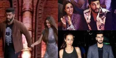 10 Pictures That Confirm Arjun Kapoor And Malaika Arora's Alleged Relationship