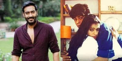 Ajay Devgn Hasn't Watched Kajol's Iconic Dilwale Dulhania Le Jayenge?