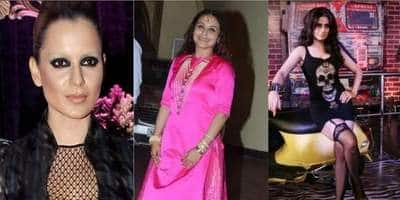 10 Bollywood Celebrities Whose Fashion Choices Can Totally Inspire Your Halloween Costumes