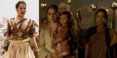 Could You Spot Ankita Lokhande In The Teaser Of Manikarnika?