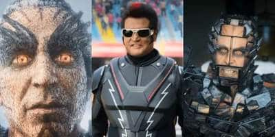 Rajinikanth And Akshay Kumar's 2.0 Trailer Is Full Of Sound And Tech Without An Emotional Connect!