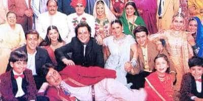These Then And Now Pictures Of Hum Saath Saath Hain Will Make You Realize How Different Things Were In 1999