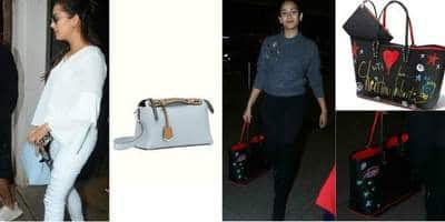 These Ridiculously Expensive Bags Of Mira Rajput Will Literally Make Your Head Spin