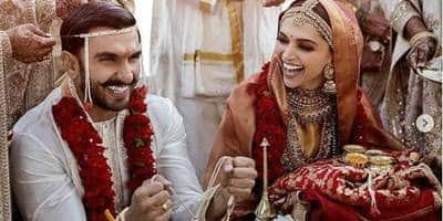 First Pictures Out! Deepika Padukone and Ranveer Singh Announce Their Marriage With These Beautiful Pictures From The Ceremony