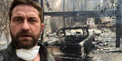 Gerard Butler, Robin Thicke's Houses Get Burned In The Malibu Fire, Lady Gaga And Orlando Bloom Had To Evacuated