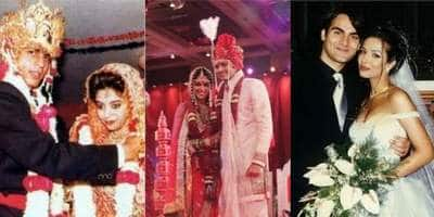 रणवीर दीपिका ही नहीं, इन 10 बॉलीवुड जोड़ों ने भी एक से ज्यादा रस्मों से की शादी !