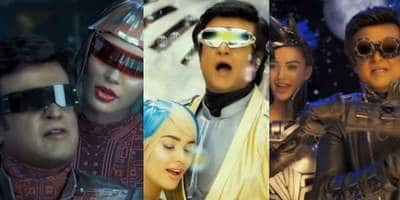 WATCH: 2.0 First Song Tu Hi Re Is Here And It Is Hugely Reminiscent Of Robot's Arima Arima!