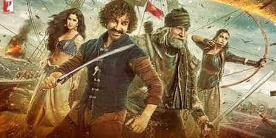 Thugs of Hindostan Box Office Day 2: Aamir Khan, Amitabh Bachchan Film Sees A Huge Dip