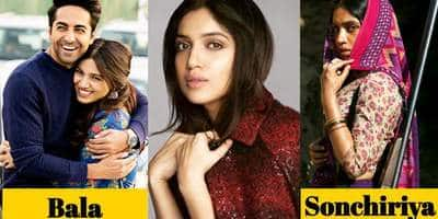 4 Upcoming Films Of Bhumi Pednekar That Will Prove That She Can Ace Every Genre!