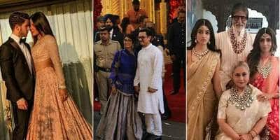 Bollywood Descends At Antila For Isha Ambani's 'Never-Seen-Before' Wedding