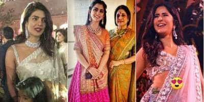 Isha Ambani's Pre-Wedding Festivities Look Like The Most Elaborate Bollywood Party Ever