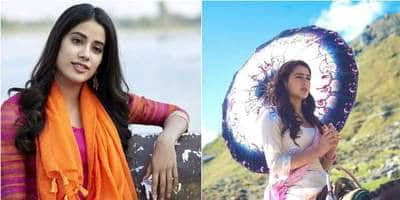 Sara Ali Khan v/s Janhvi Kapoor: Who Is The Most Sensational Debutante Of 2018?