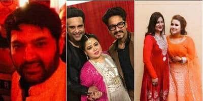 तस्वीरें: कपिल शर्मा की शादी में जमकर मस्ती करते दिखे उनके टीवी वाले दोस्त !