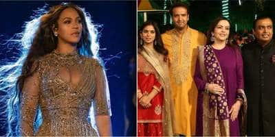 How Much Beyonce Paid For Isha Ambani wedding's Sangeet Performance?
