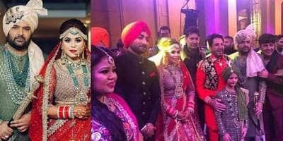तस्वीरें: कपिल शर्मा और गिन्नी चतरथ की शादी में उमड़ा पूरा पंजाब !