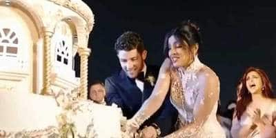 Priyanka Chopra, Nick Jonas' Wedding Cake Inspired Trolls On Twitter, Users As If It's On Airbnb?