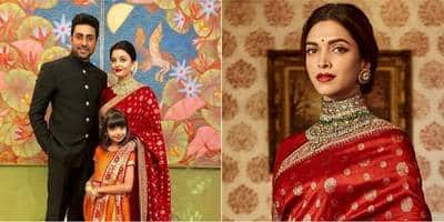 Aishwarya Rai Bachchan Just Copied An Entire Look From Deepika Padukone Down To The Last Details