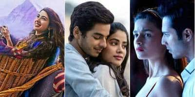 RANKED:  Debut Film Of Star Kids In Last 10 Years According To Their Opening Day Box-Office Collections