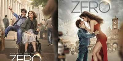 Zero Movie Review : Shah Rukh Khan's Zero Is The Most Impossibly Ridiculous Film Of The Year