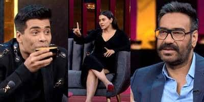 Here's Why The Ajay Devgn-Kajol Episode Of Koffee With Karan Is One Of The Most Banterous Episodes, Ever!