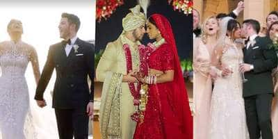 Priyanka And Nick's Wedding Pictures Come Closest To Being As Beautiful As Love Itself