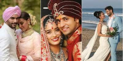 These Indian Celebrities Settled For A Private And Low Key Weddings In 2018