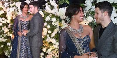 WATCH: Here's How Desi Girl Priyanka Chopra Introduced Husband Nick Jonas To The Guests At Their Reception!
