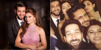 Ishqbaaz's Kunal Jaisingh And Bharti Kumar's Cocktail Ceremony Is The Curtain Raiser For Their Glamorous Wedding