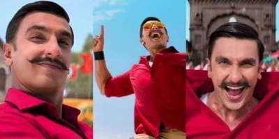 Simmba Title Track Is Everything That A Typical Ranveer Singh Mixed With Rohit Shetty  Song Should Look Like!