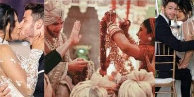 These New And Unseen Pictures From Nick And Priyanka's Wedding Will Make You Stare At Them For Hours