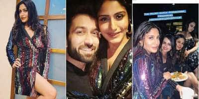 Cast Of Ishqbaaz Brings The Show To A Close With A Glamorous Farewell Party