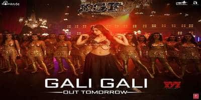 EXCLUSIVE: KFG's Gali Gali Song Remake Is A Tribute To The Original Jackie-Sangeeta Number; Says Mouni Roy