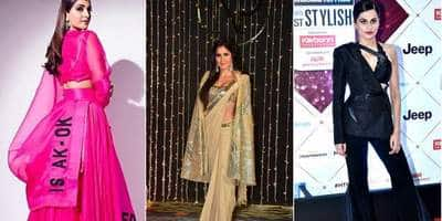 These Fashion Statements By Bollywood Divas This Year Left Us Scratching Our Heads In Confusion
