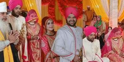 Check Out These Unseen Videos And Pictures From Kapil Sharma's Anand Karaj Ceremony!
